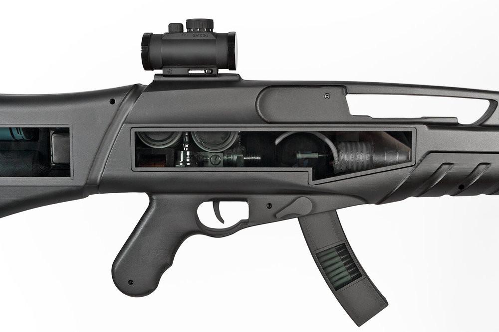 Marion wood em22 assault rifle