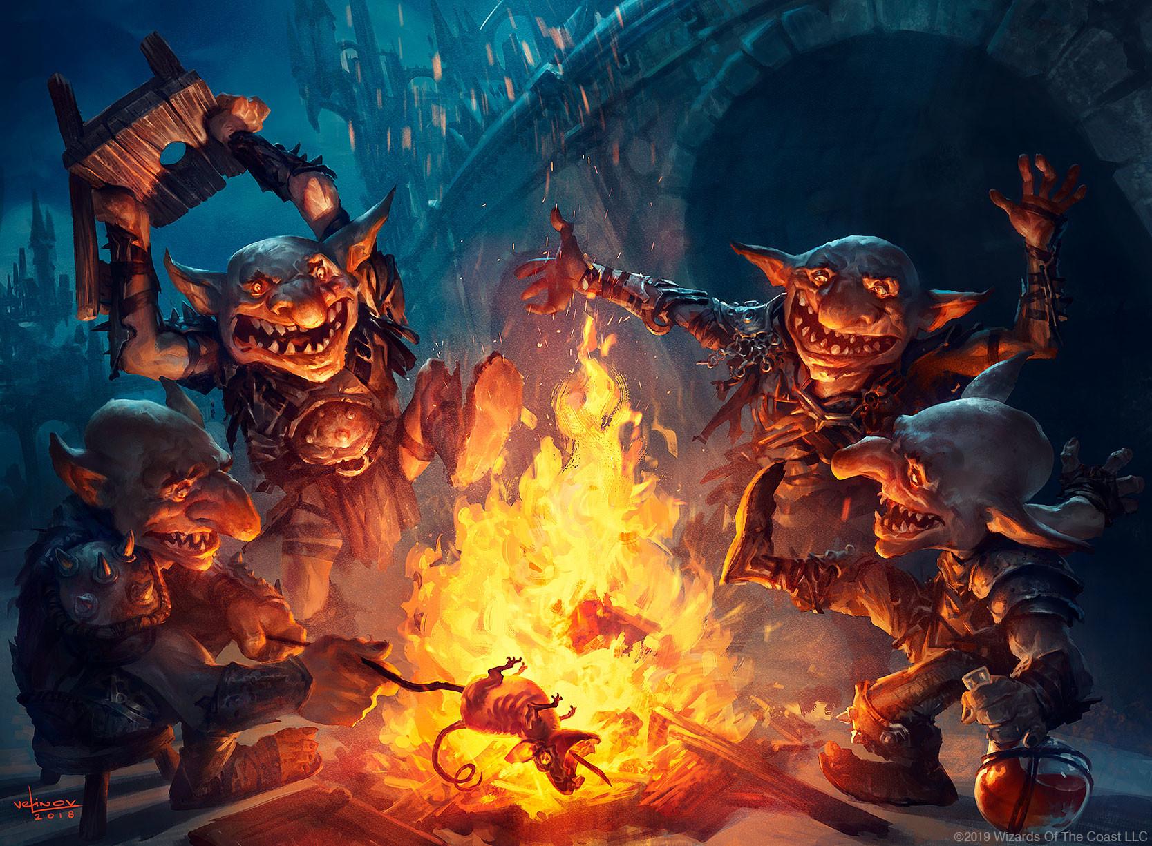 Resultado de imagen de Goblin Gathering