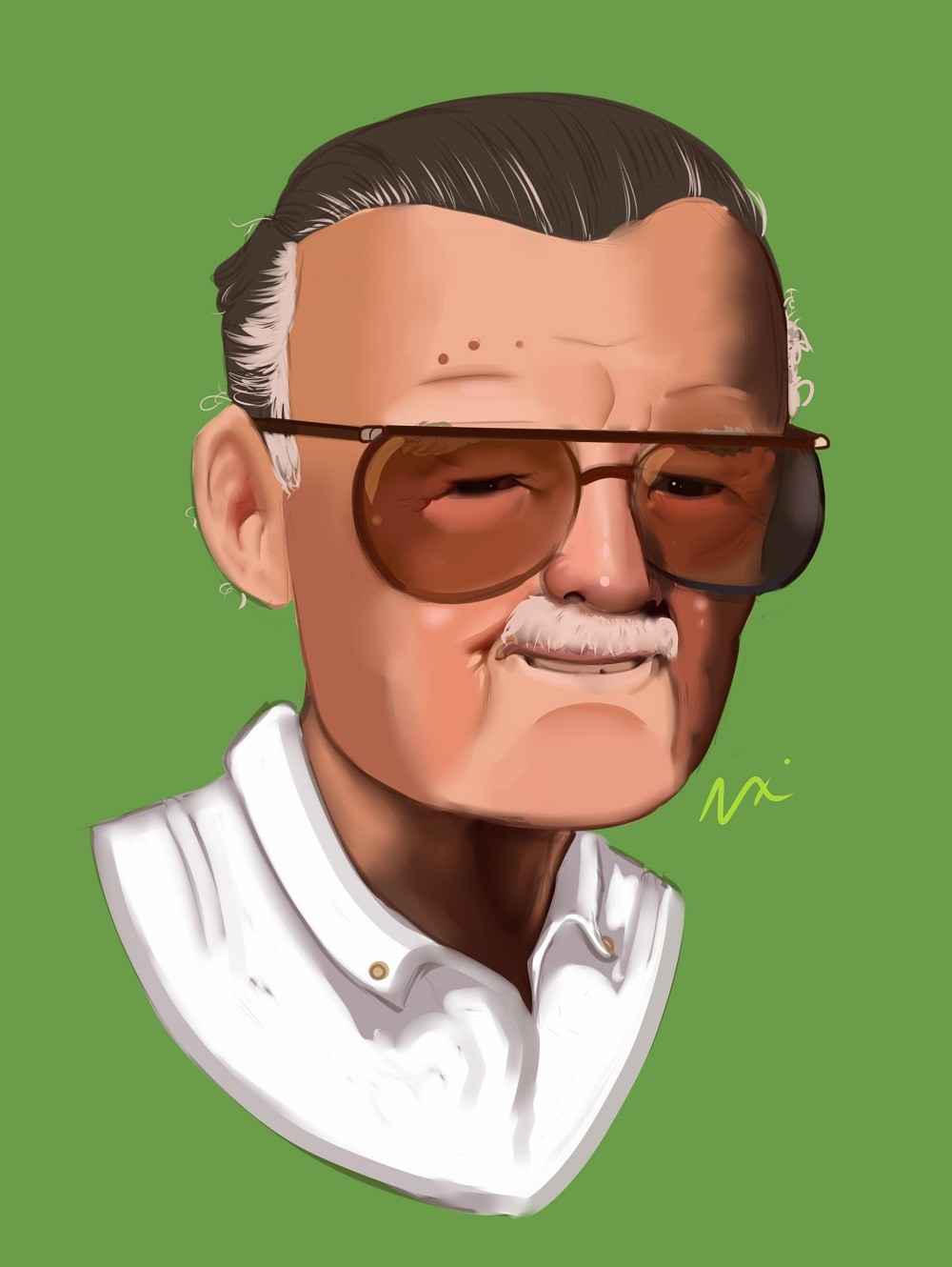 Stan Lee - A Tribute