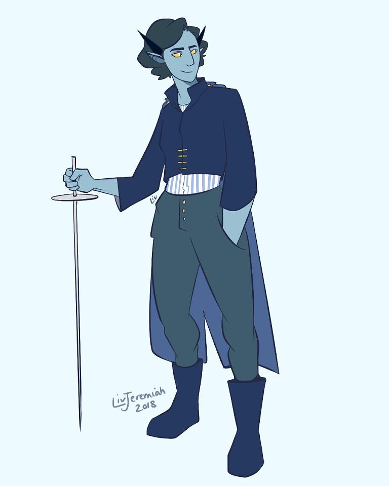 Lavinia (D&D Character)