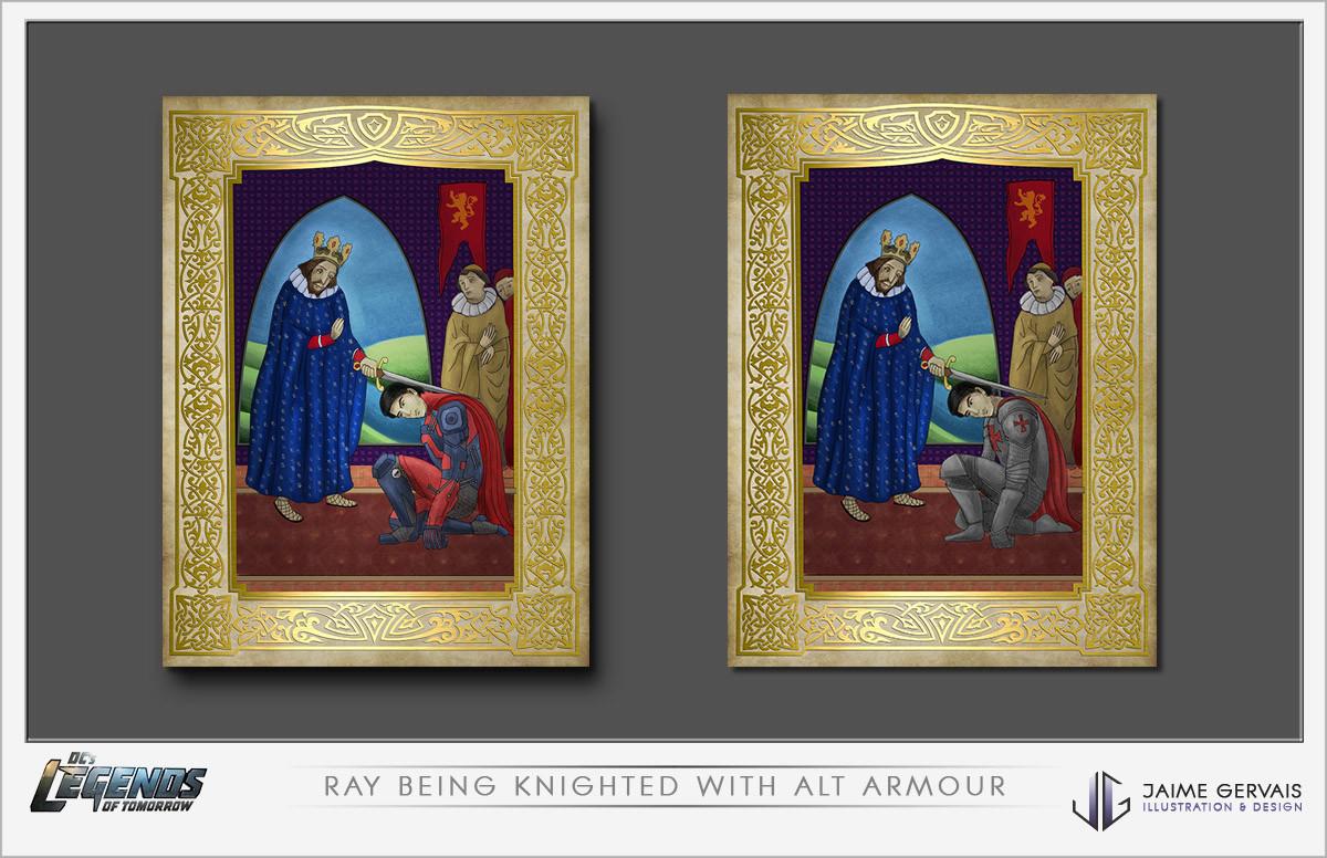Jaime gervais jaime gervais rayknighted altarmour