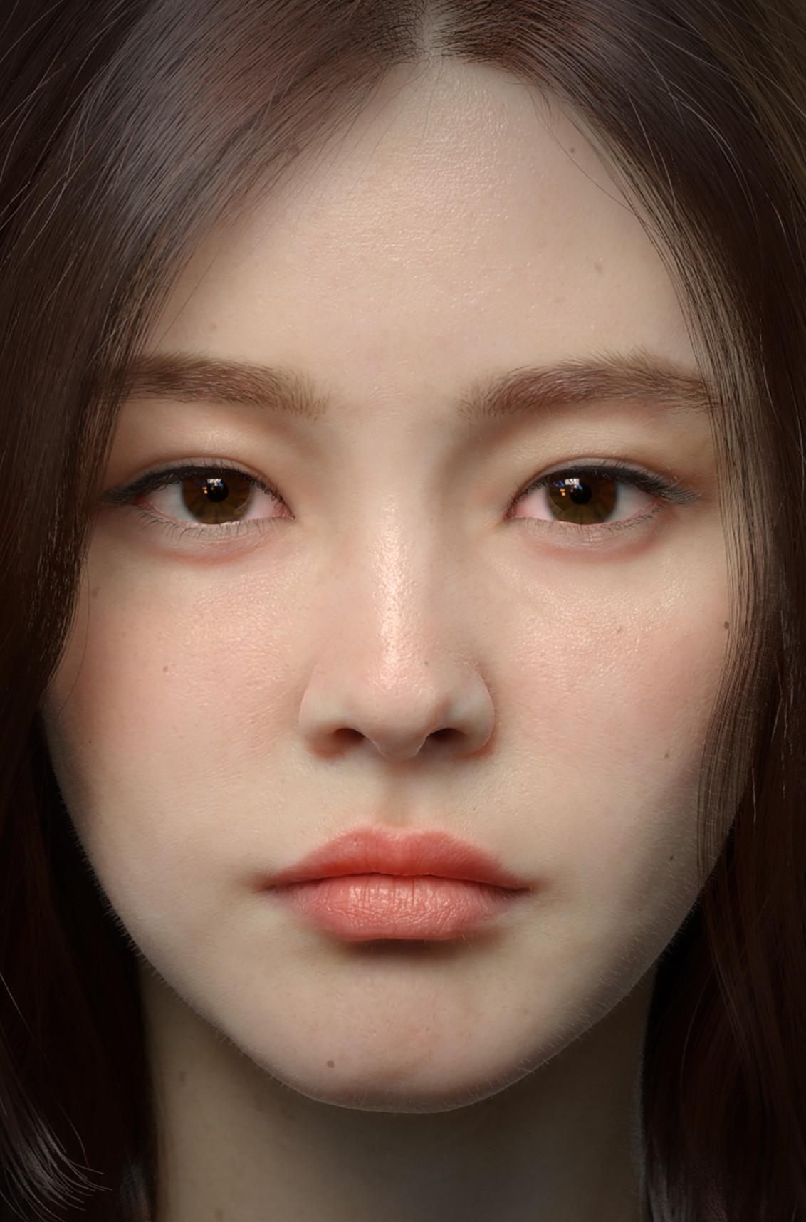 2019 woman by Seok Yun Jang