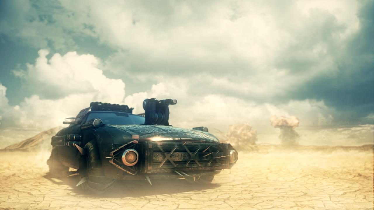 Zanin bakaran desert car
