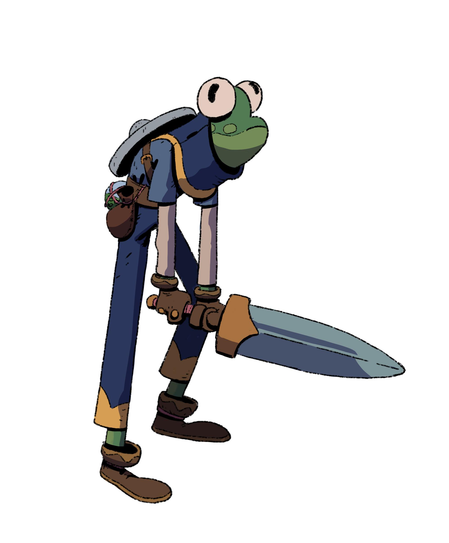 SwordFrog