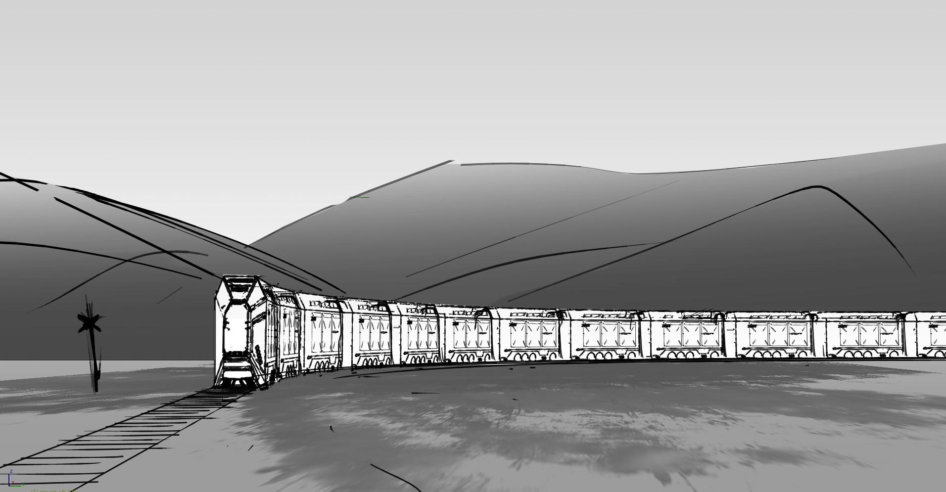 Henrik lundblx train storyboard 1a