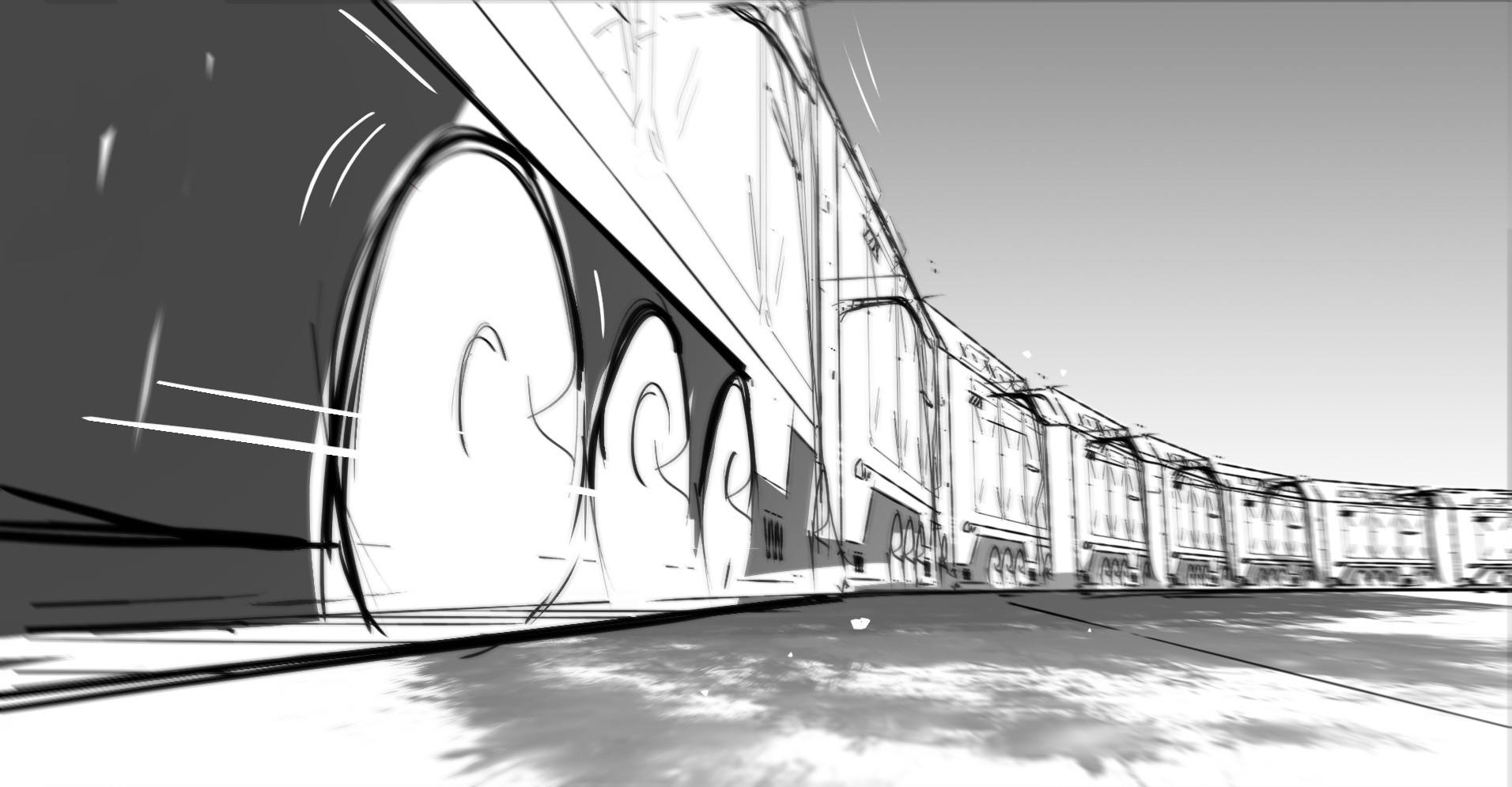 Henrik lundblx train storyboard 2a