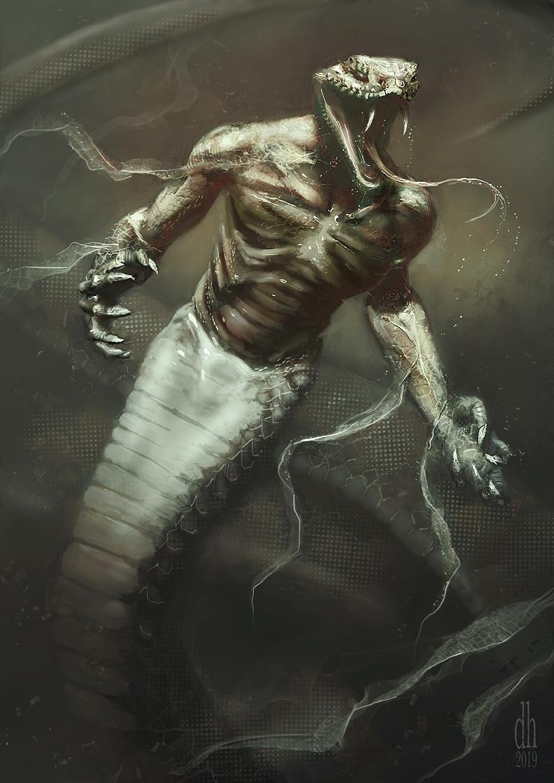 Damon hellandbrand year of the snake jpg