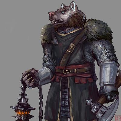 Katrin buttig bearcat crusader lsm