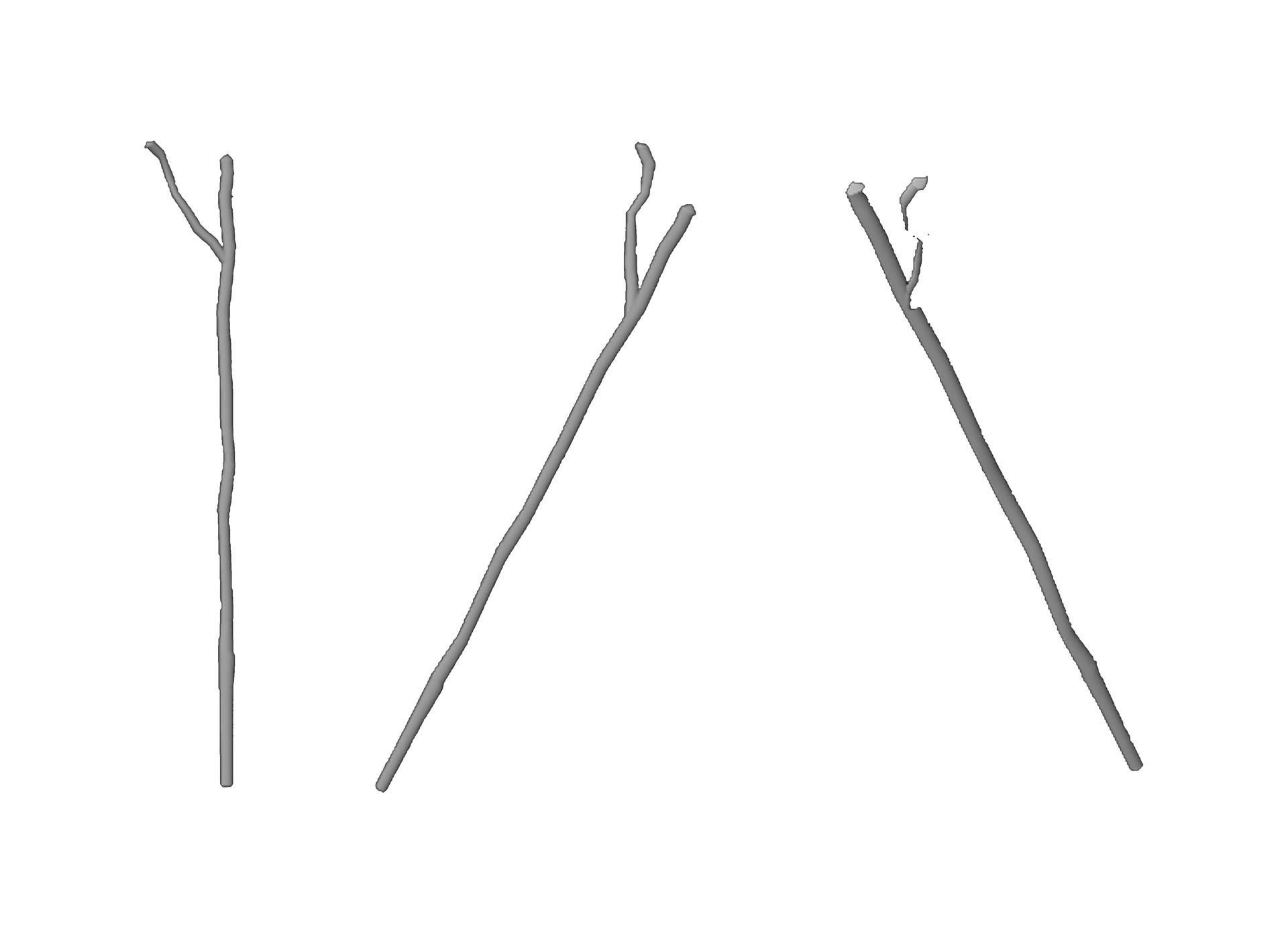Prop - Nanu's staff (process)