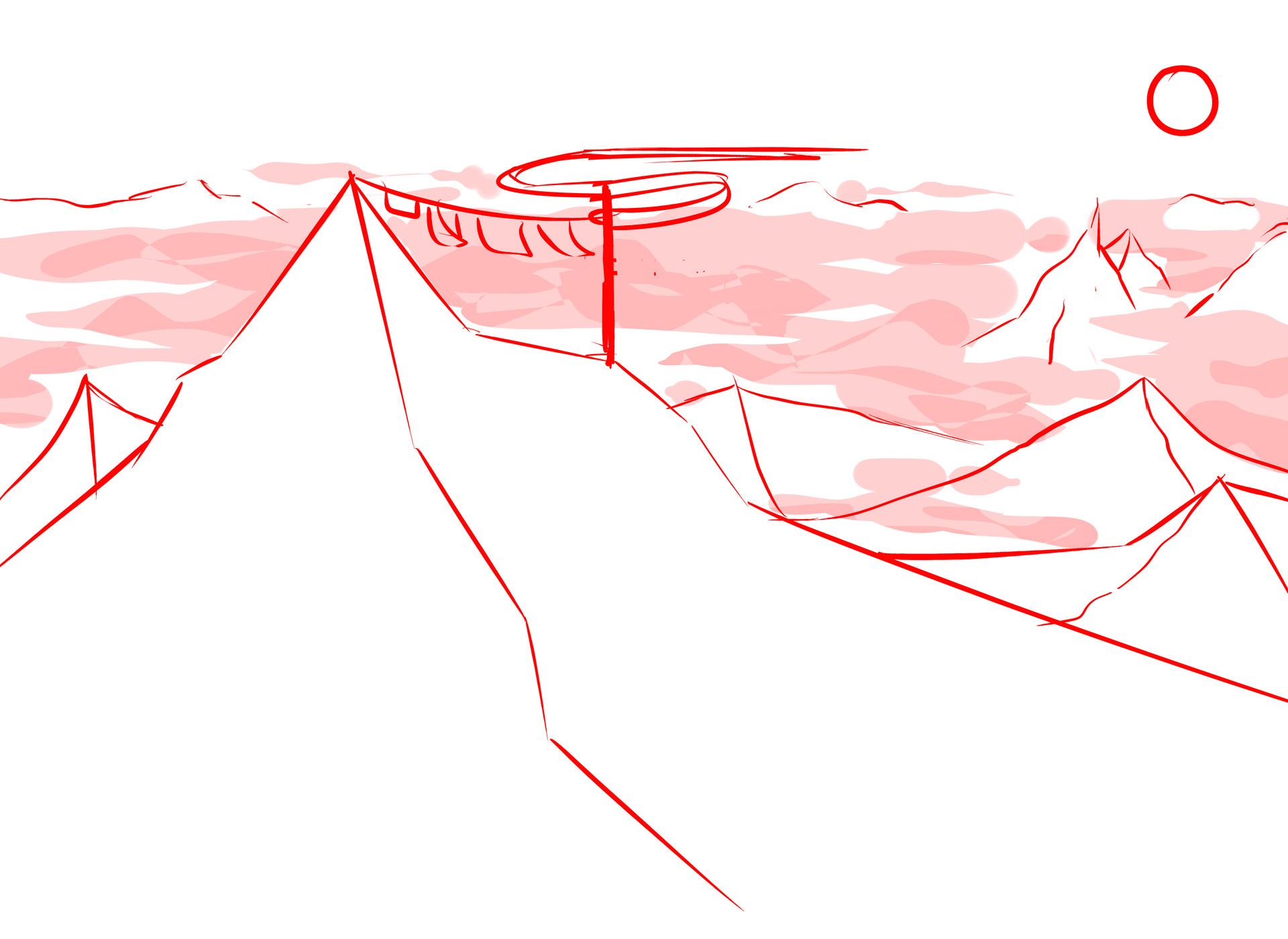 Mountain Peak (process)