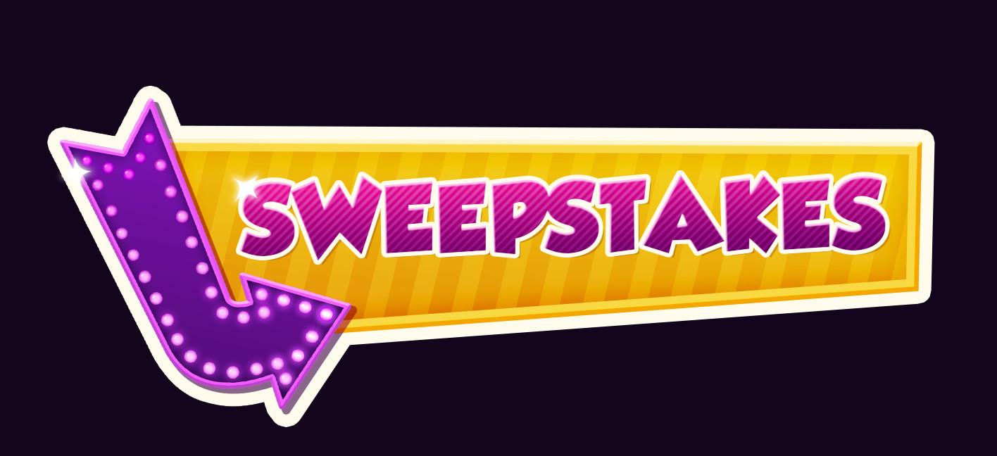 Sara Sharp Portfolio Coin Dozer Sweepstakes Logo