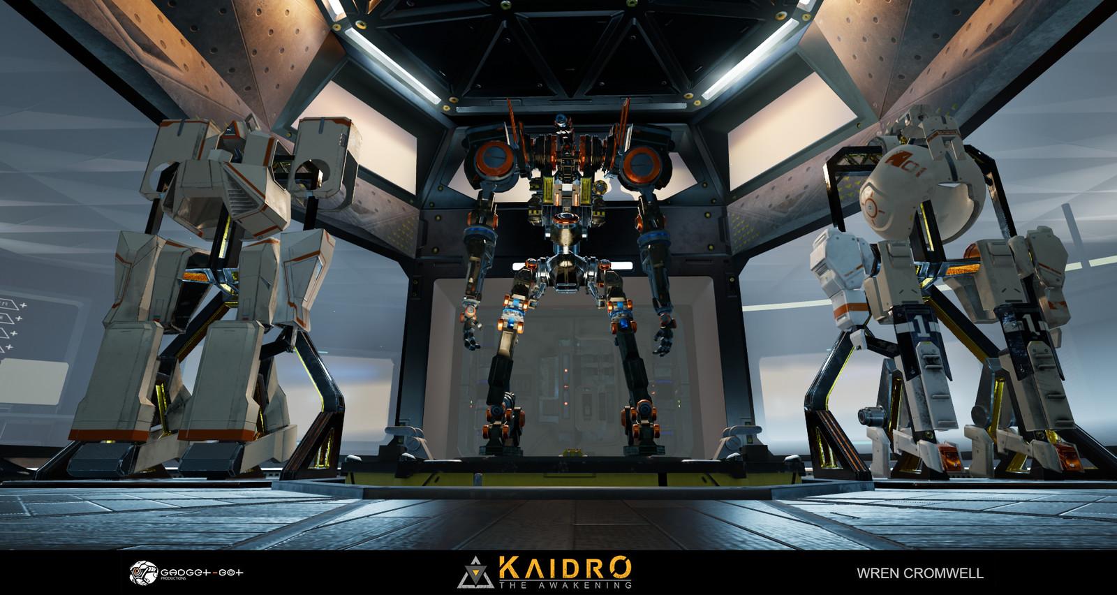 Armor set on the left was modeled by Rodrigo Brea