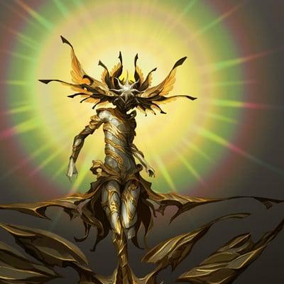 Sun Avatar Khepri