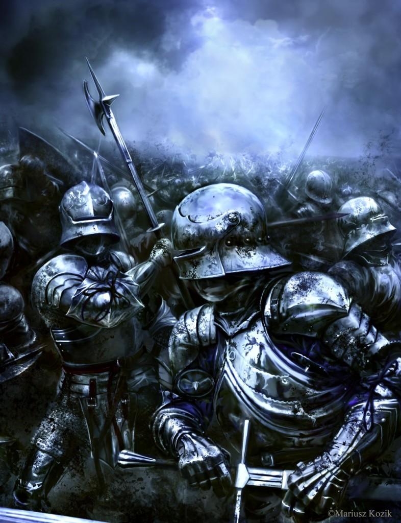 Mariusz kozik battle of bosworth fiel
