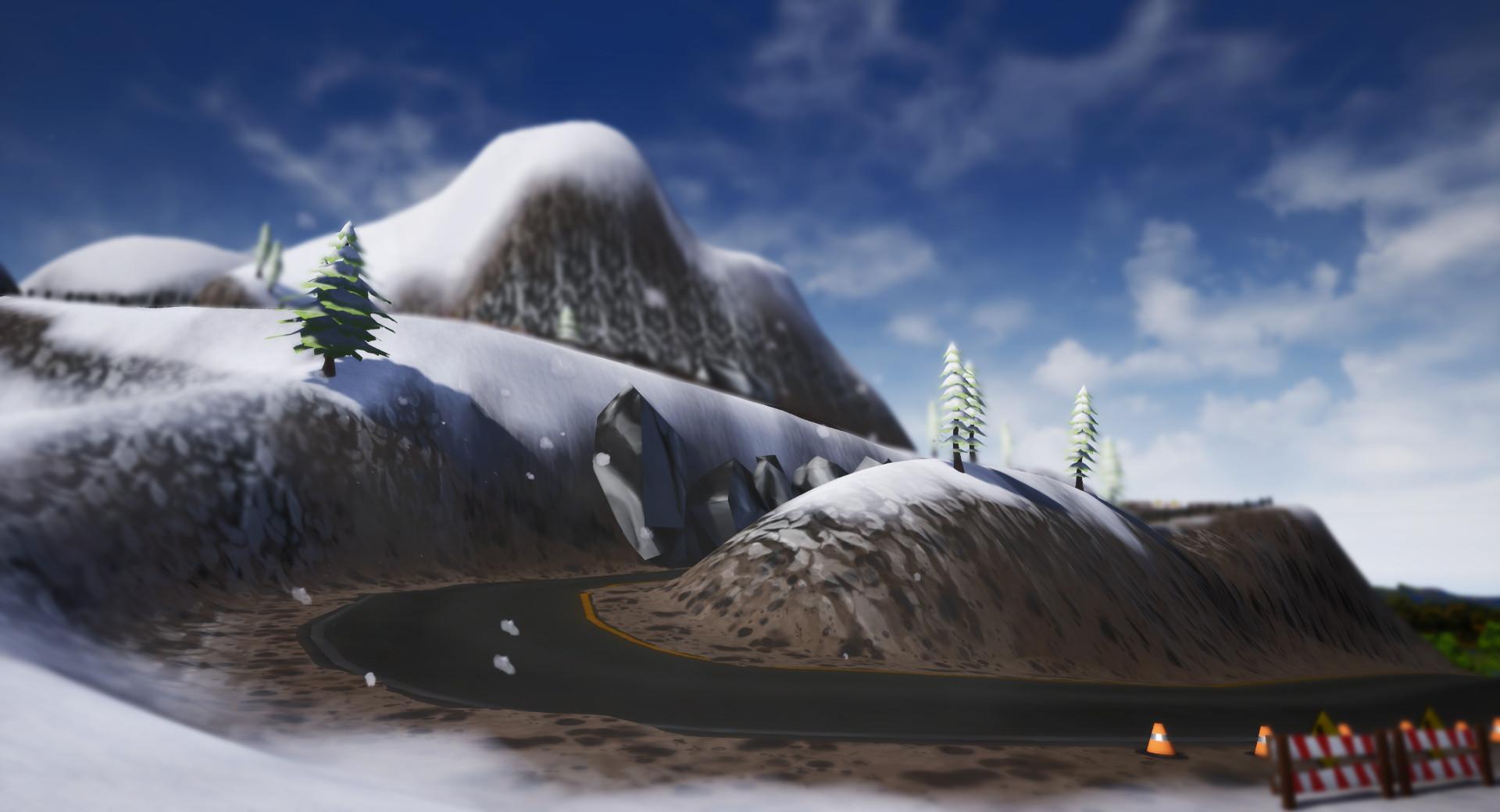 Diana ulloa mountainscene