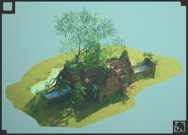 Etienne beschet set ruins 03