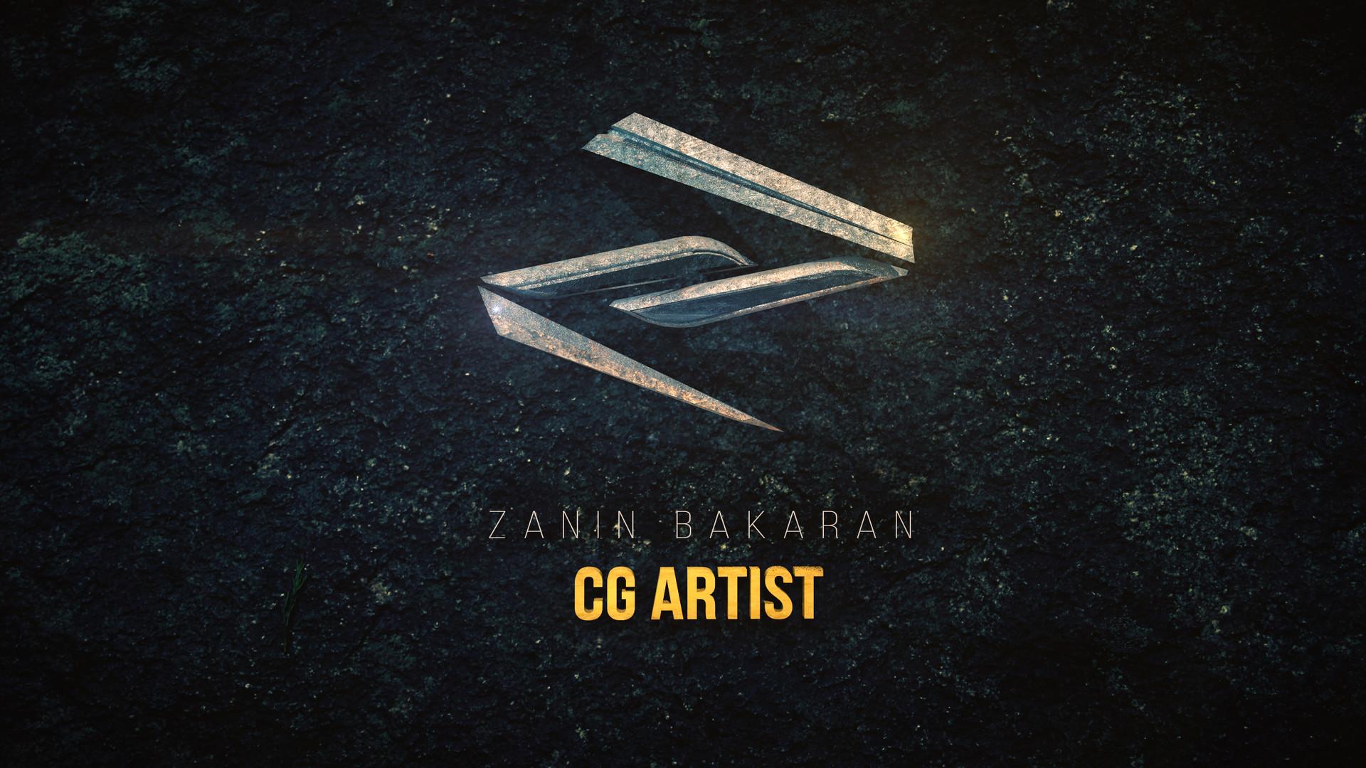 Zanin bakaran logo study 02
