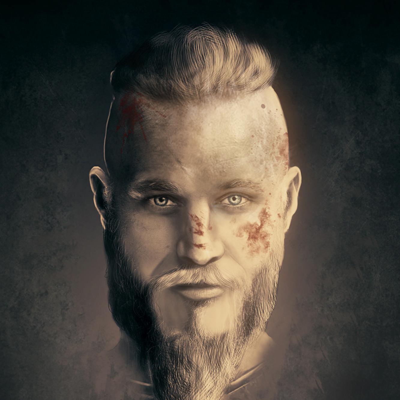 Ragnar Speedpaint
