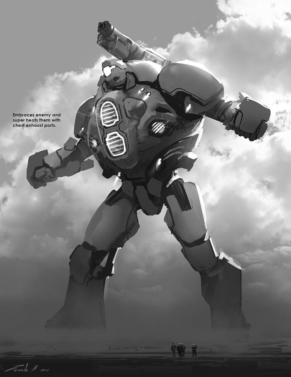 Bracer Jaeger