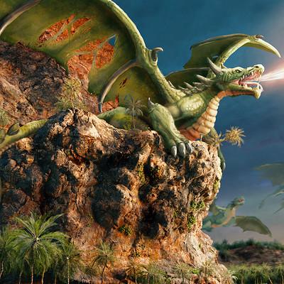 David bock cliff dragon v13 cc