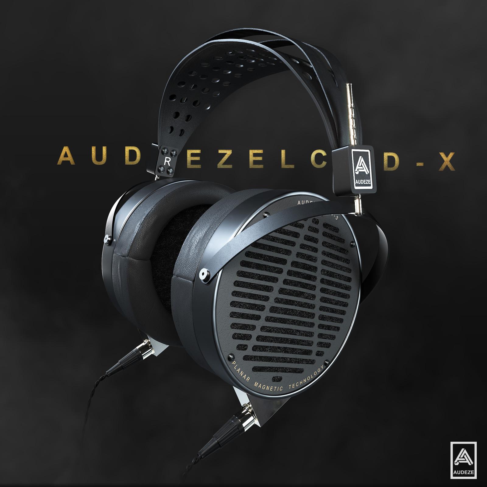 Audeze LCD-3 X Headphones