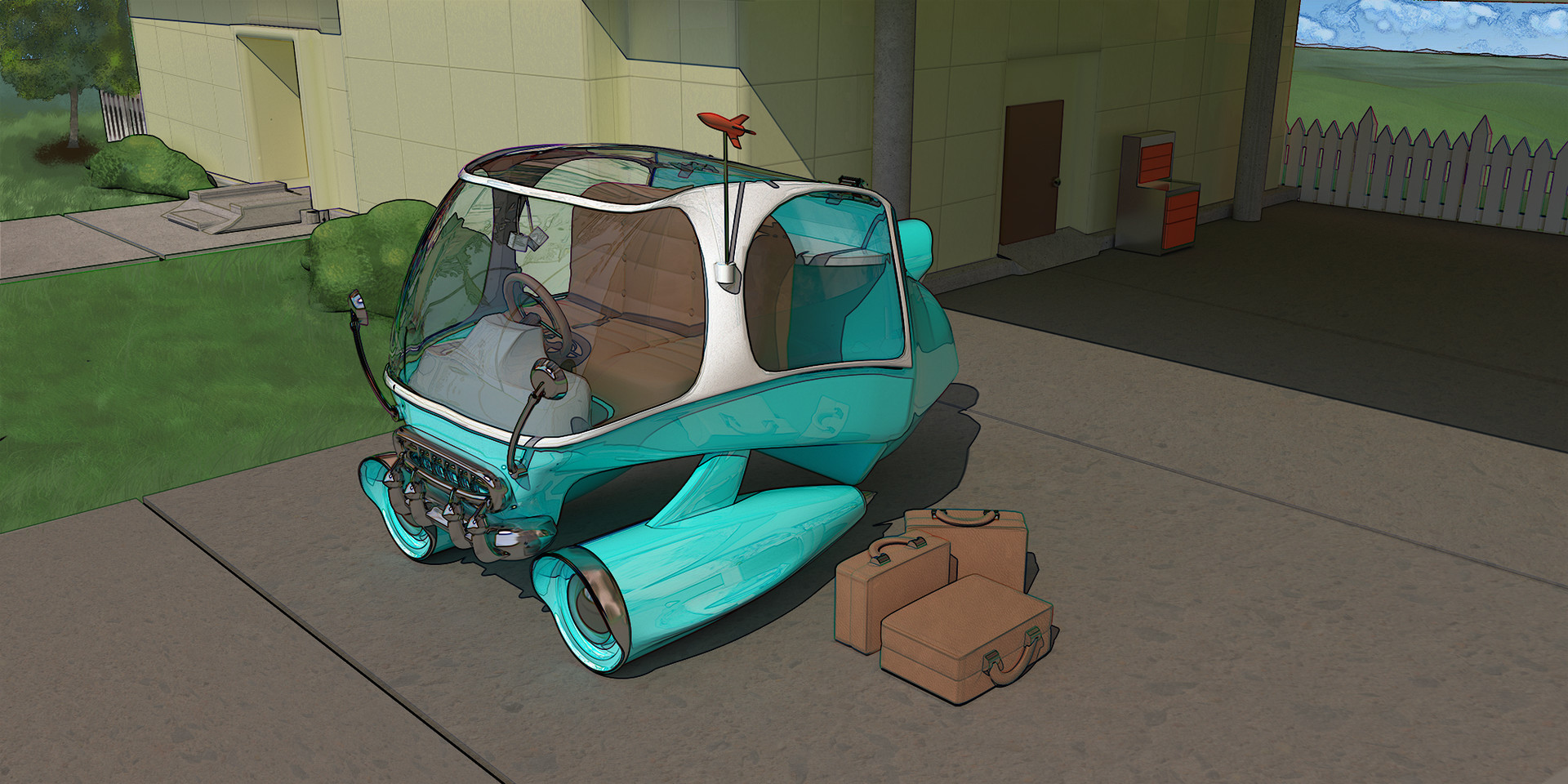 Tyra beaumont tyrabeaumont car concept small