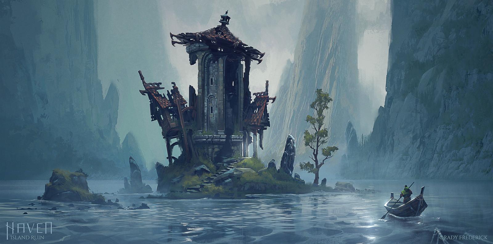 Haven - Island Ruin