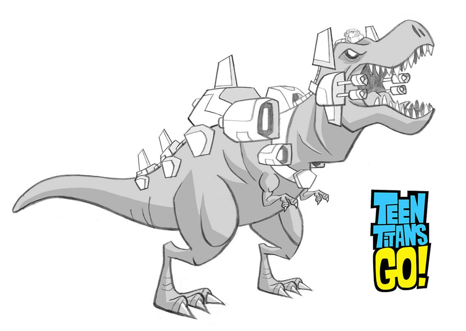 Artstation Beastboy Animal Designs Teen Titans Go Chris Battle