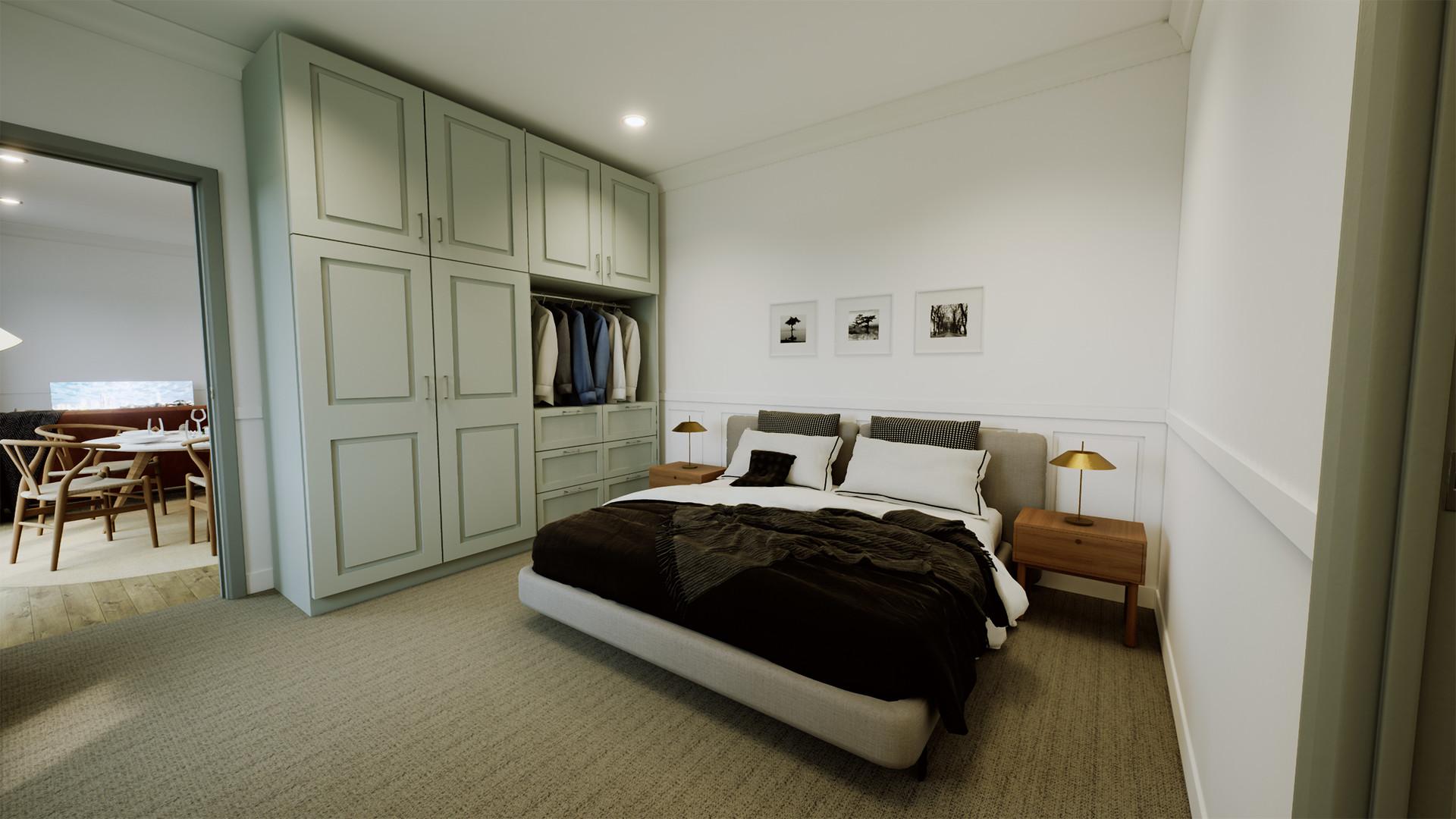 Jordan younie bedroom
