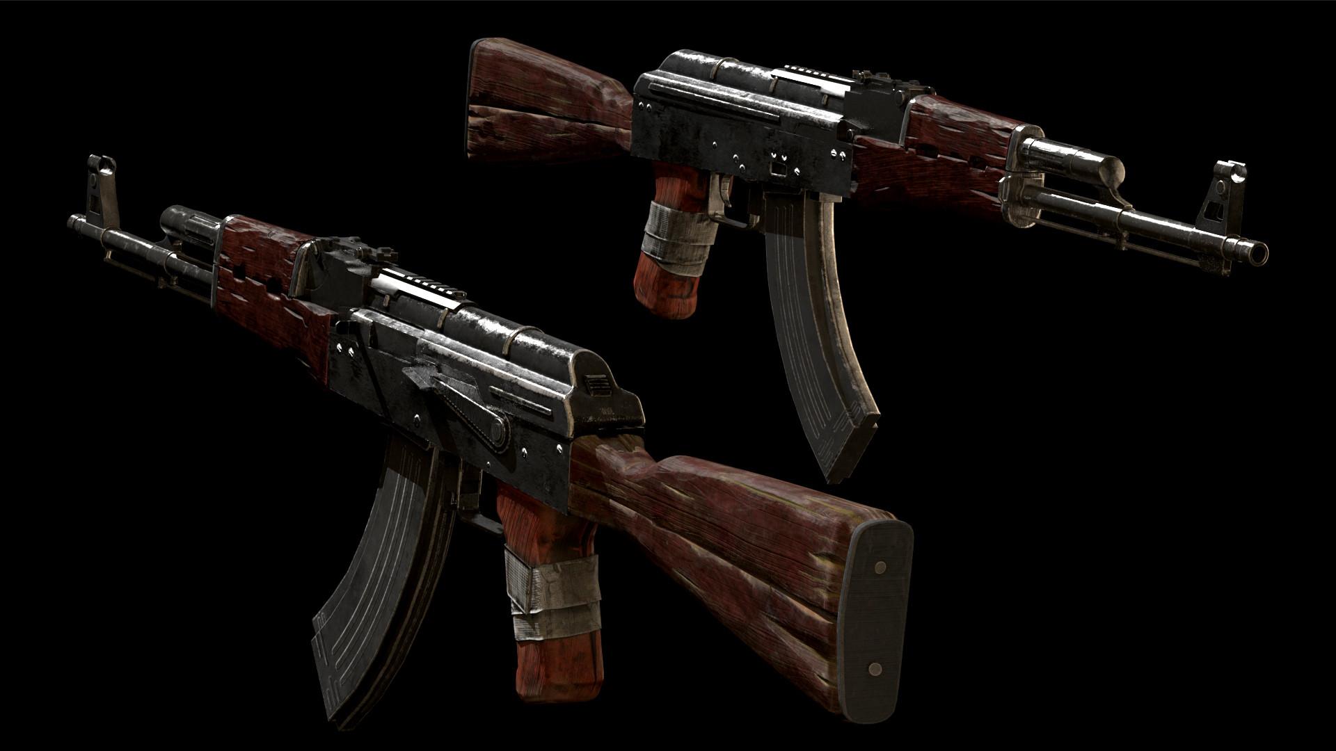 Song Moralde - AK-47
