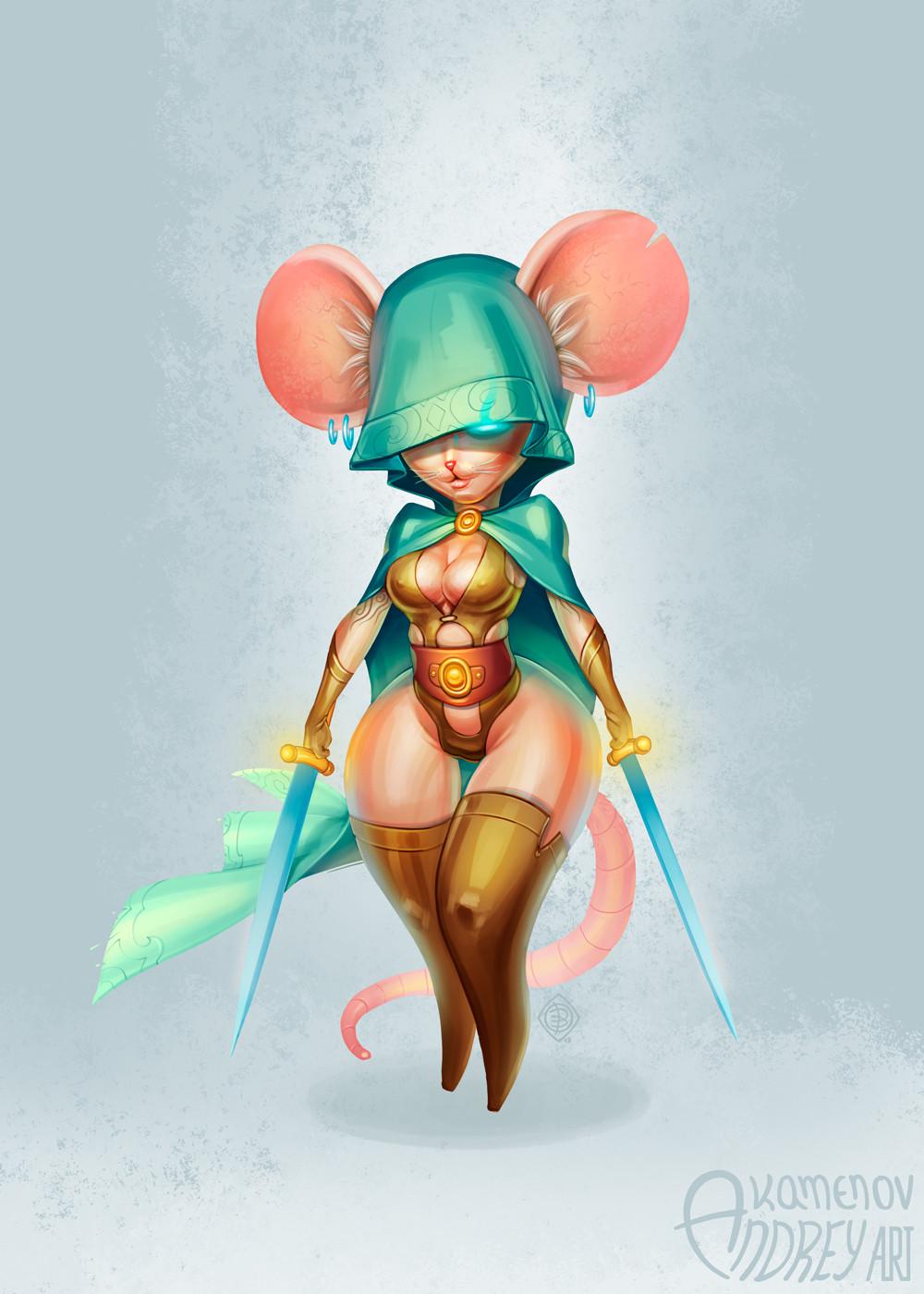 Andrey kamenov mousewarrior she 06