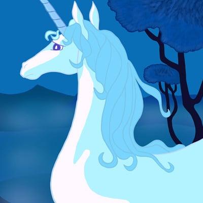Celine cavanaugh the last unicorn