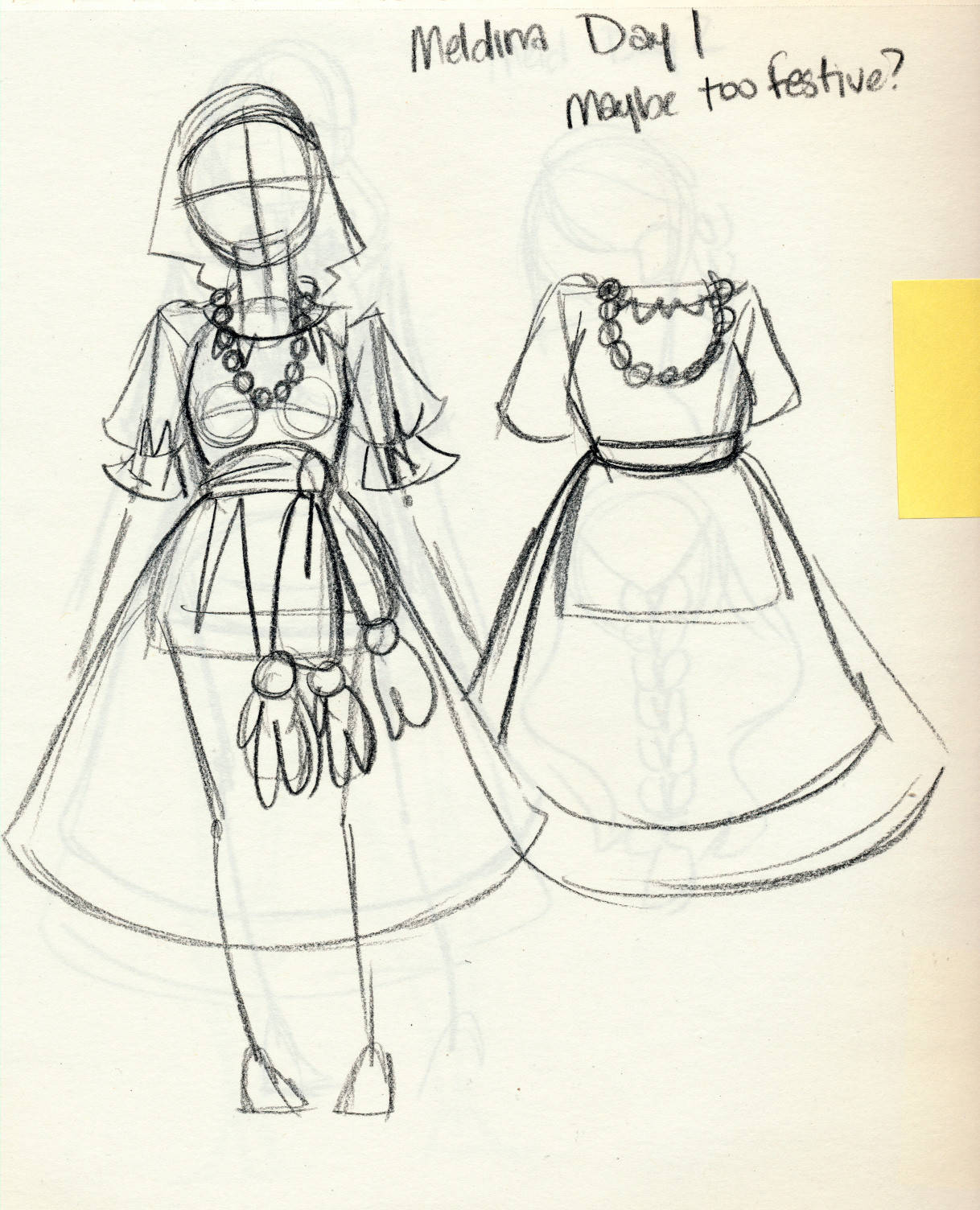 Chapter 6 Outfit Design