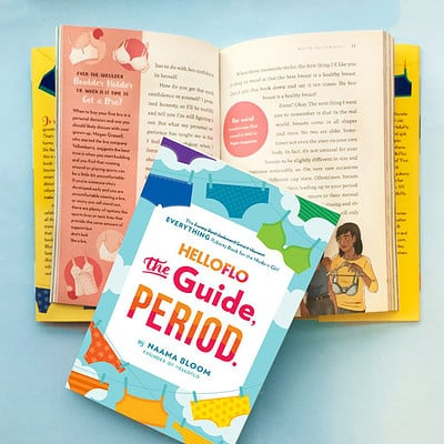 HelloFlo: The Guide, Period - Penguin Random House