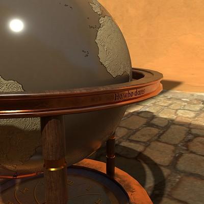 Martin moen globe render