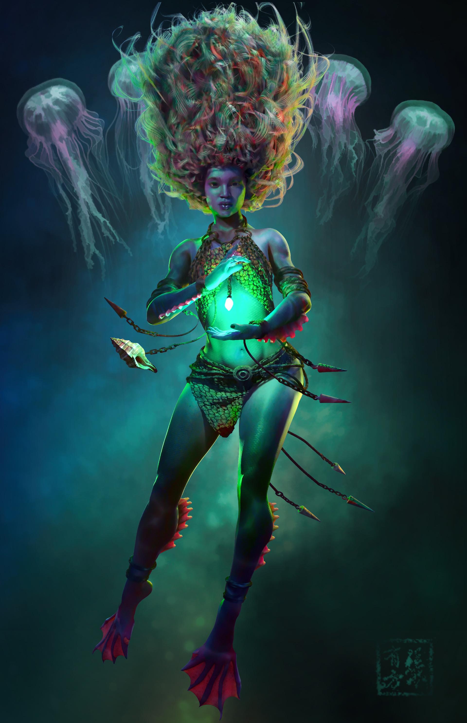 Triton Sorcerer