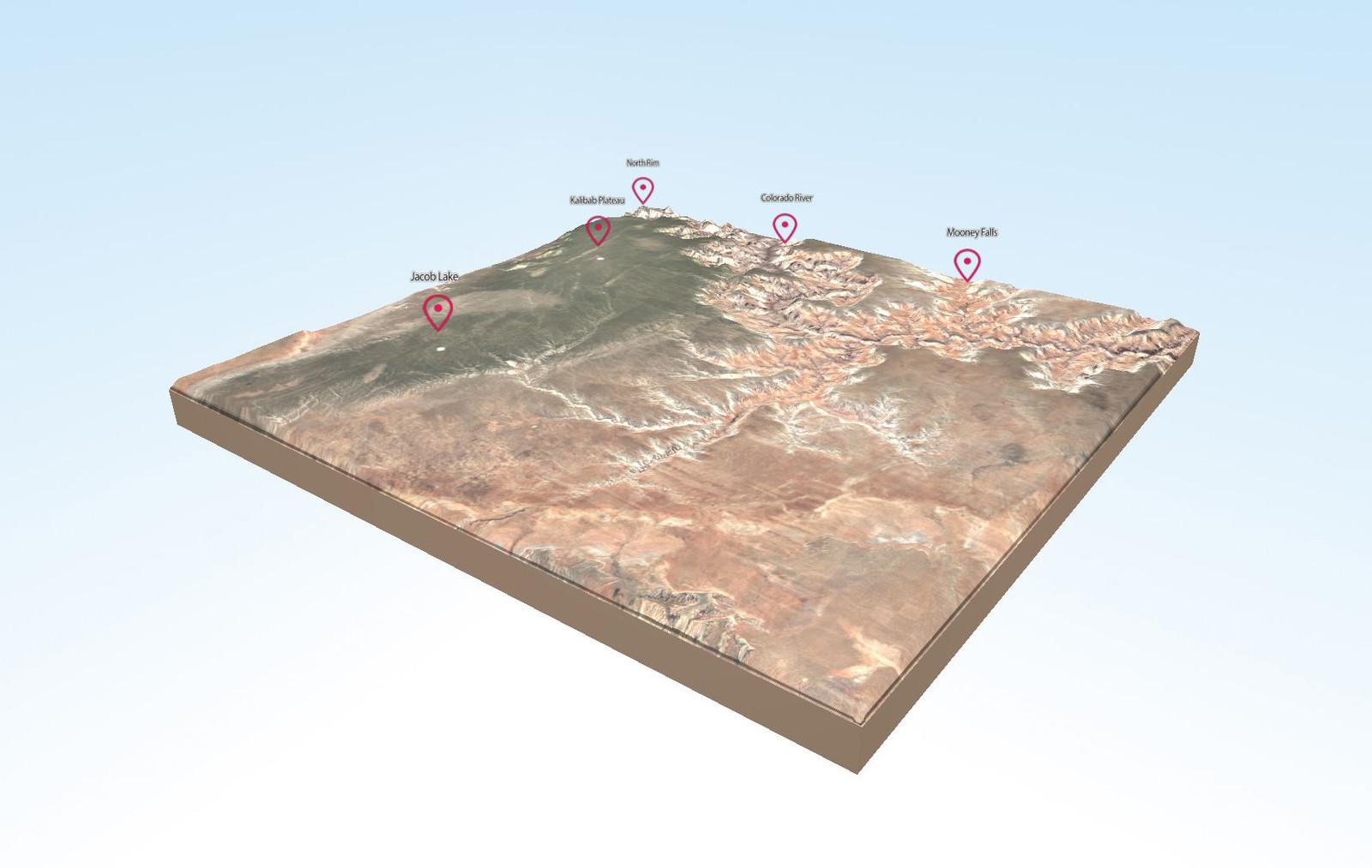 Still of WebGL Map
