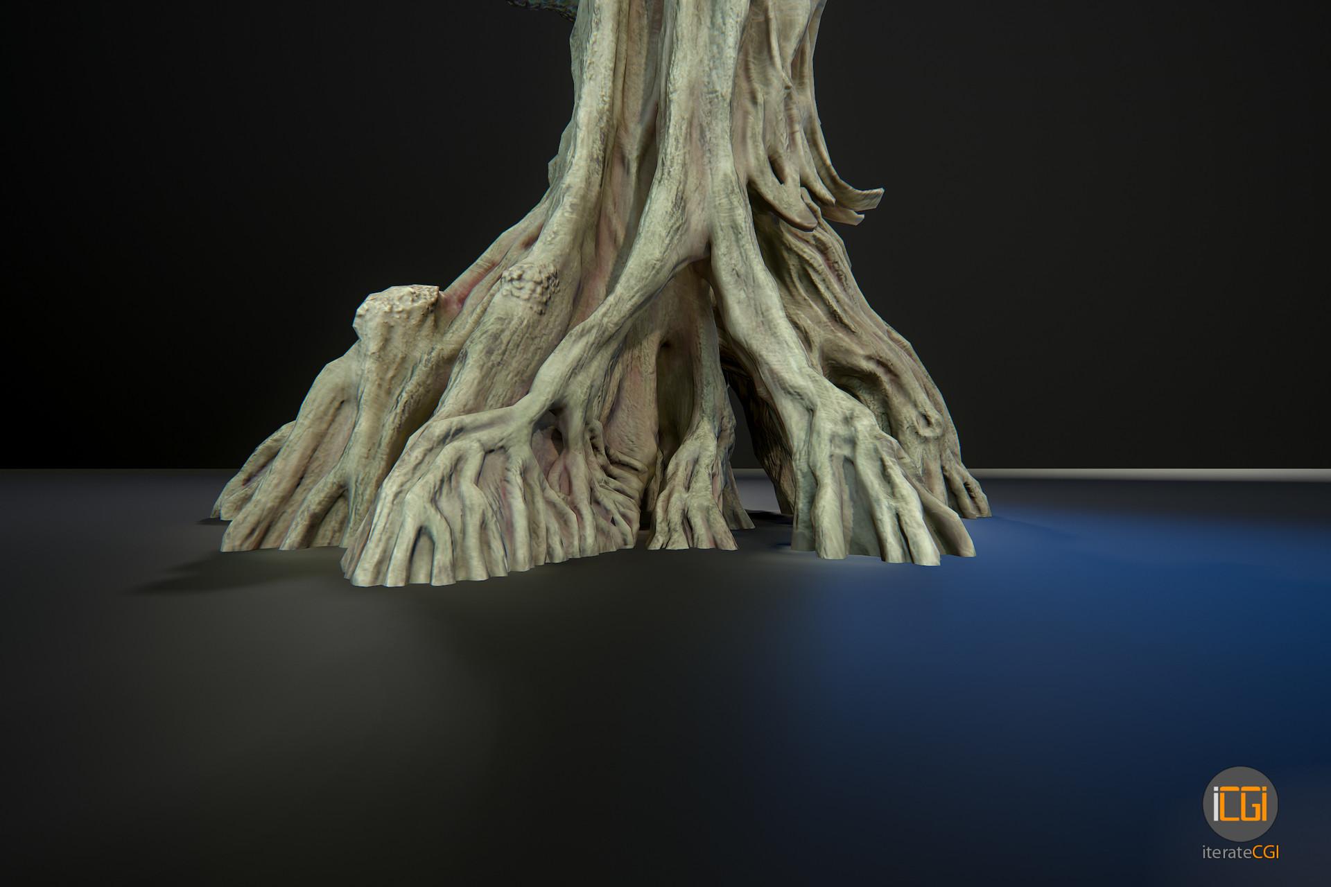 Johan de leenheer alien plant mushroom type2 19