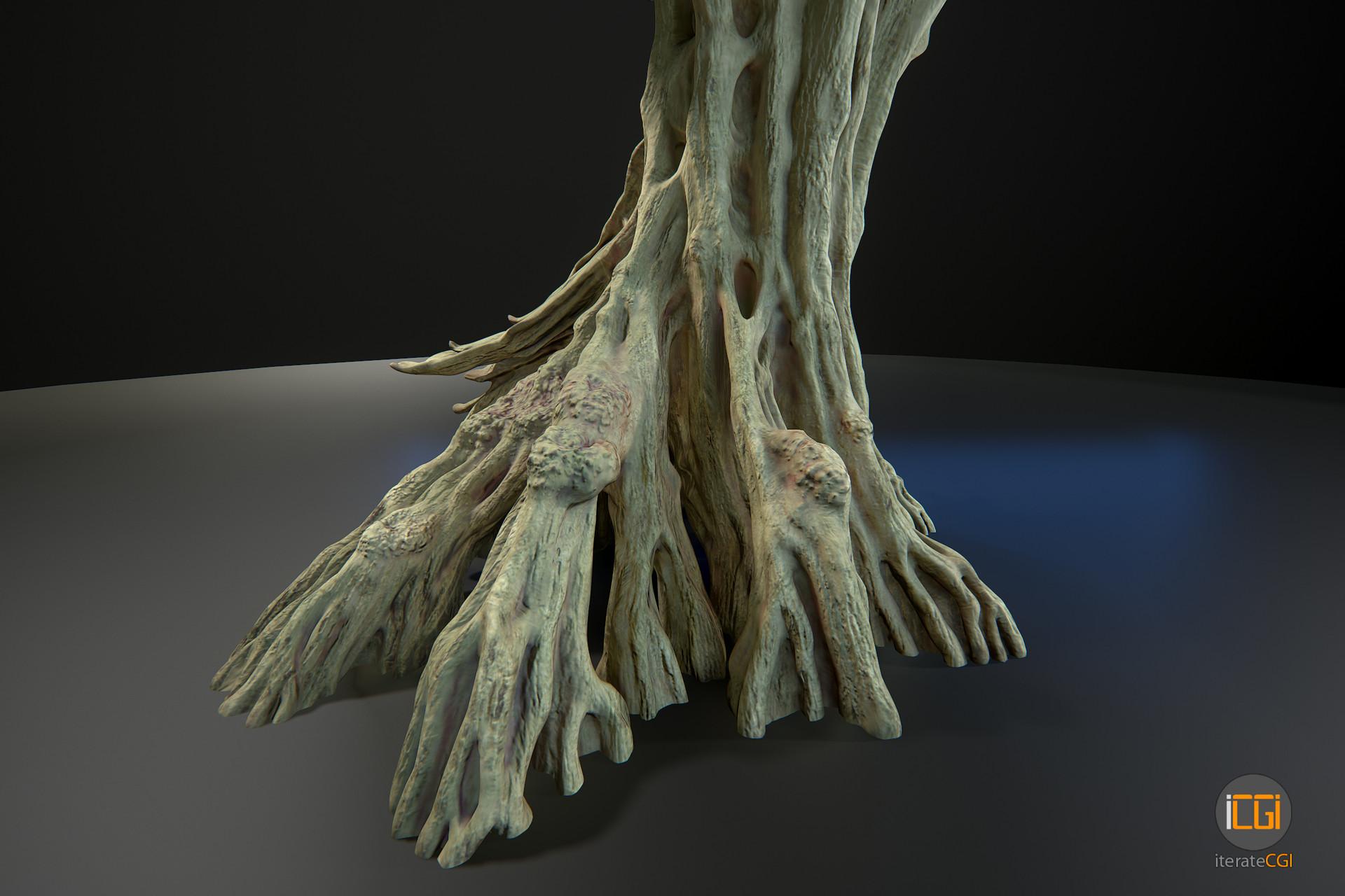 Johan de leenheer alien plant mushroom type2 13