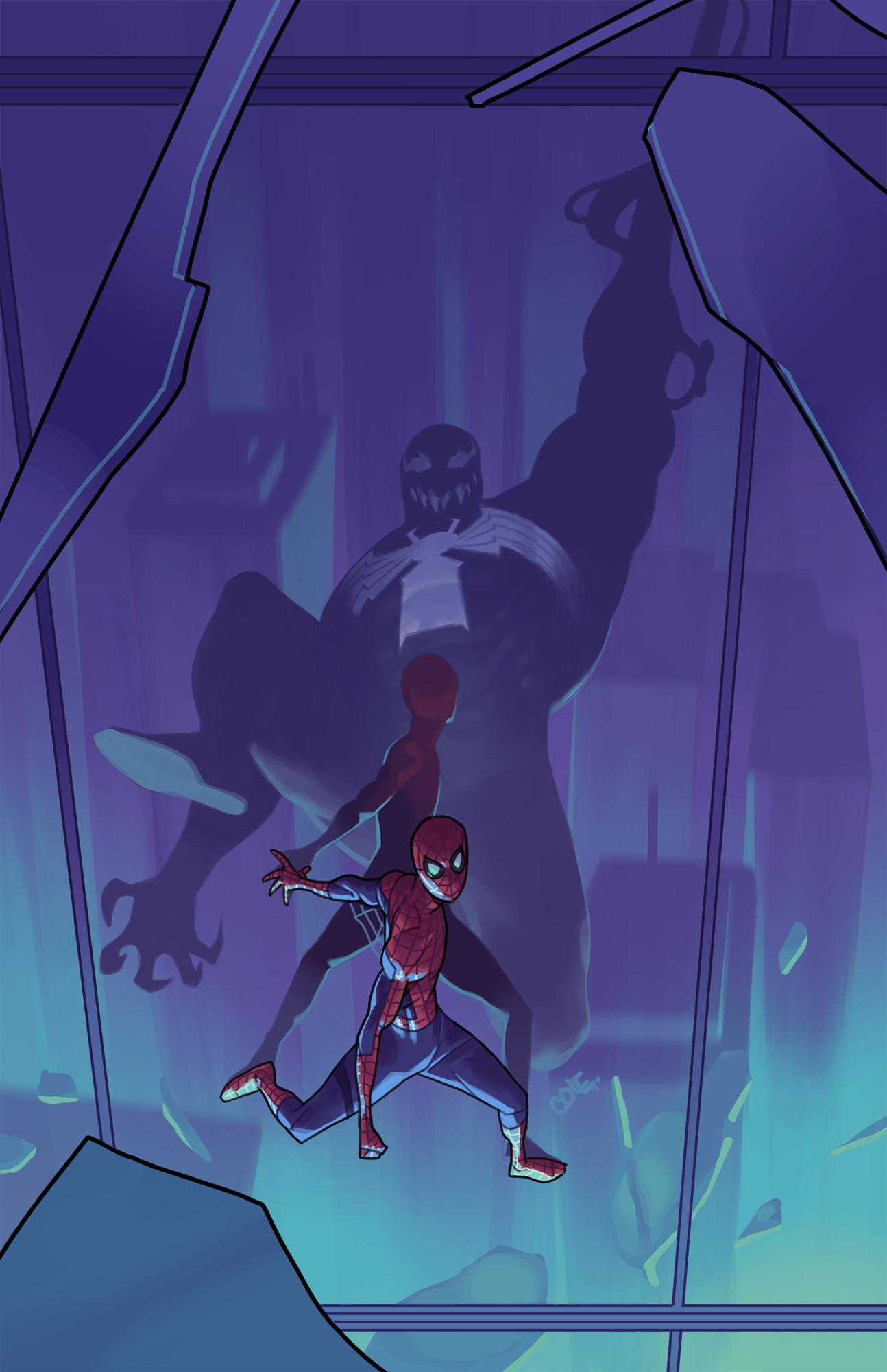 Cole marchetti spidey venom2
