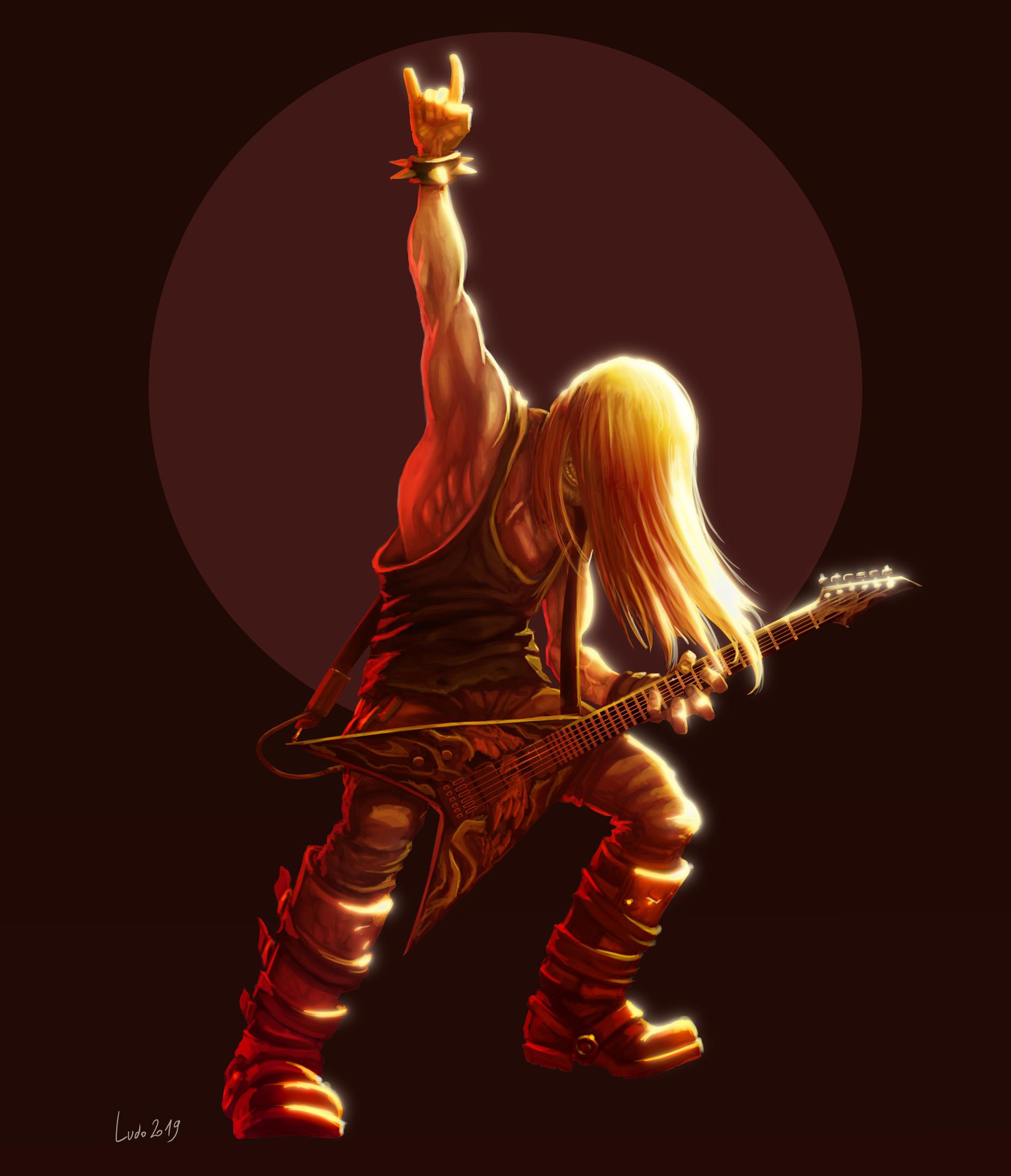 Ludovic rivalland metal