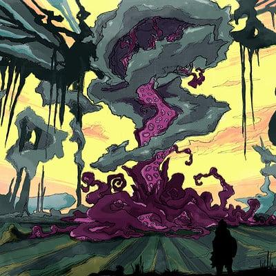 Bernd hollen tentacle tree