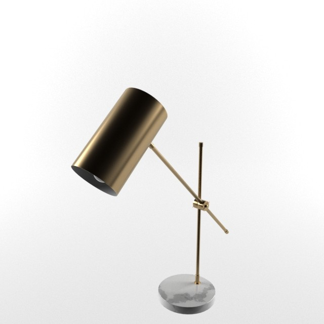 Marvin supan hannity lamp by surya