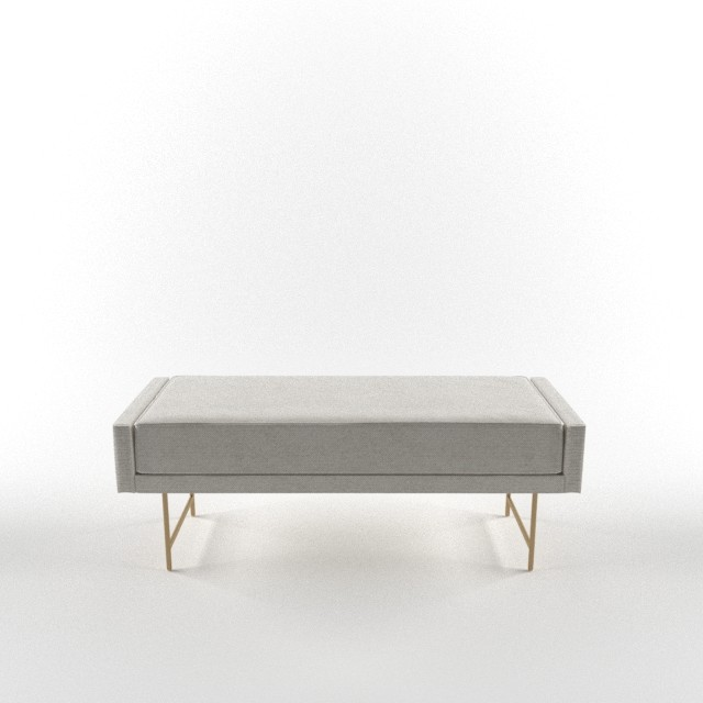Marvin supan bludot bank bench