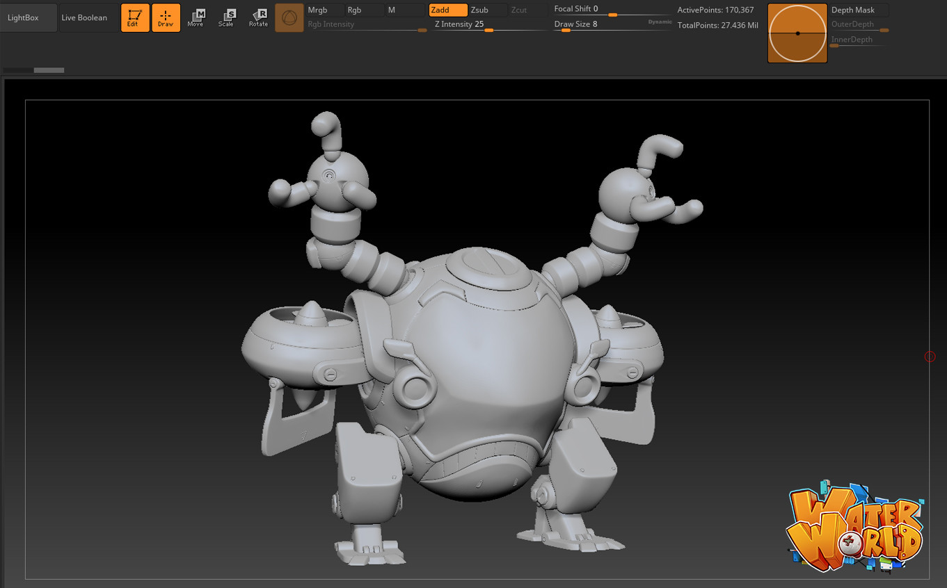 Thunder cloud barmmech hipoly supportimage wip1