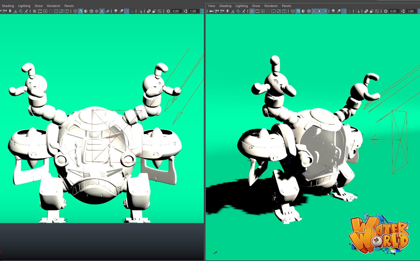 Thunder cloud barmmech hipoly supportimage wip3