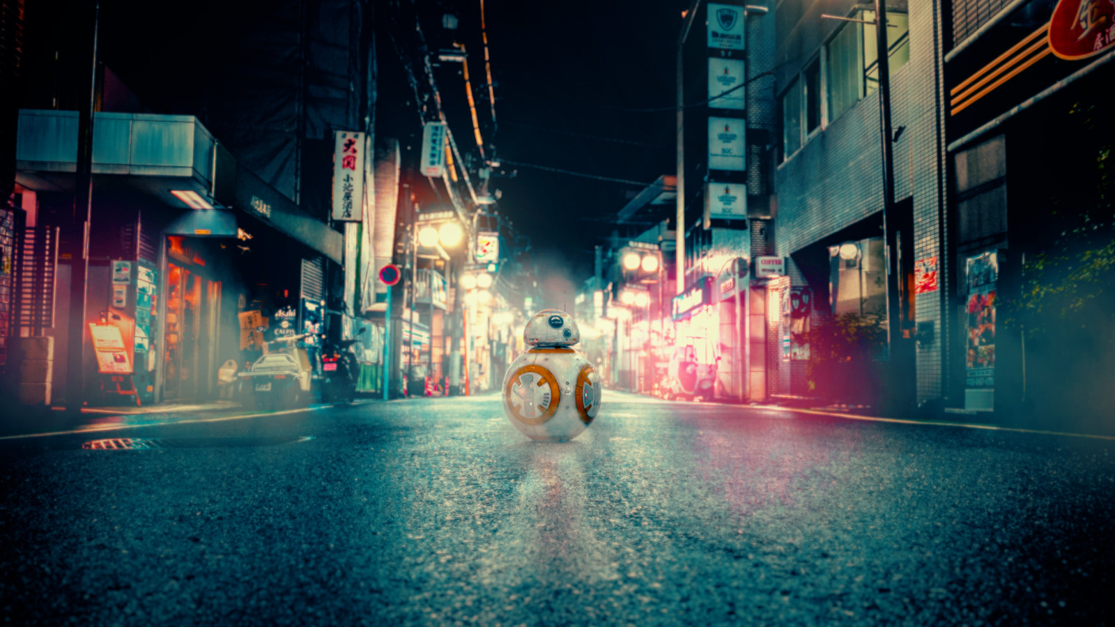 BB8 goes Tokyo