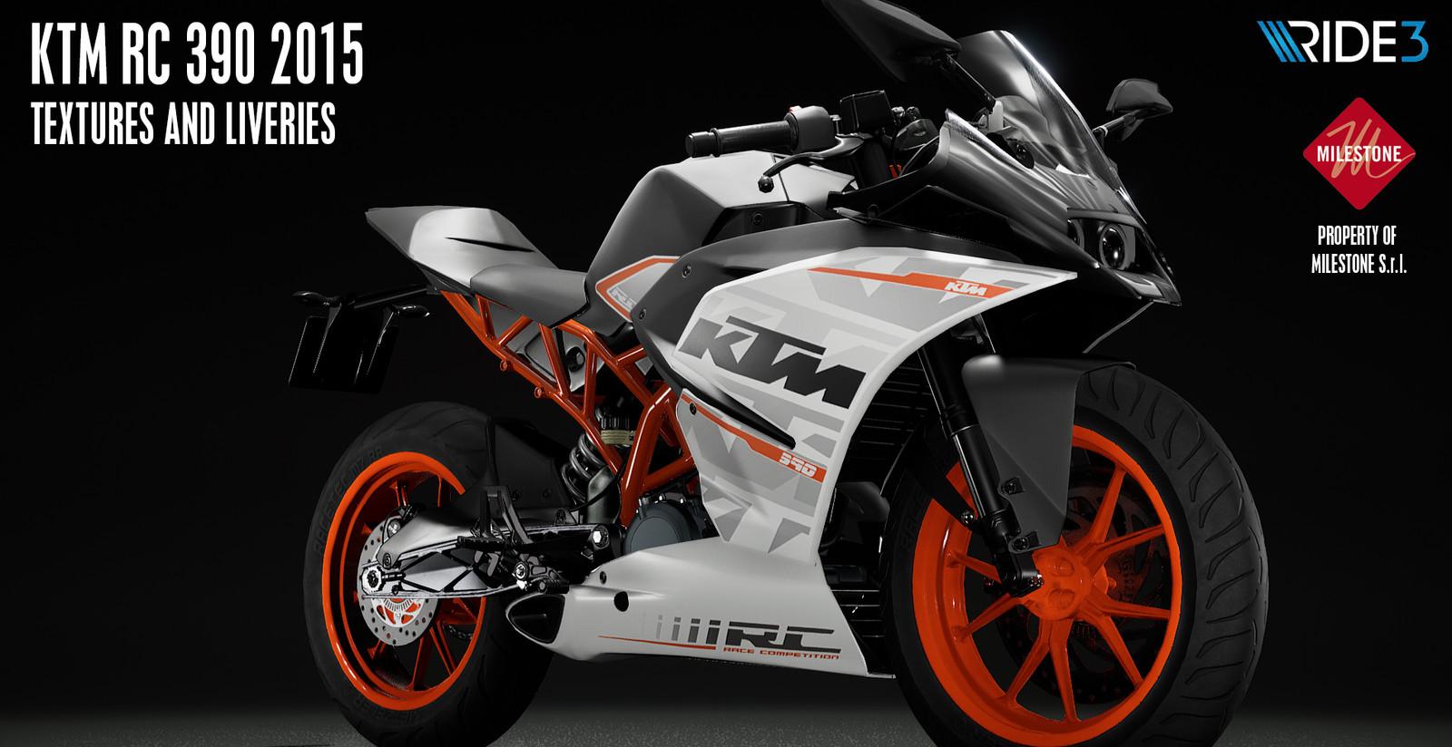 Ride3 - KTM RC 390 2015