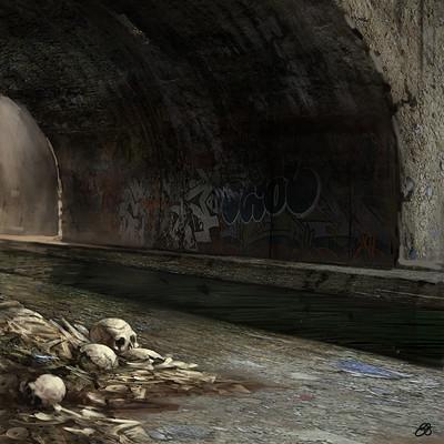 Eben schumacher bones under a bridge jpeg