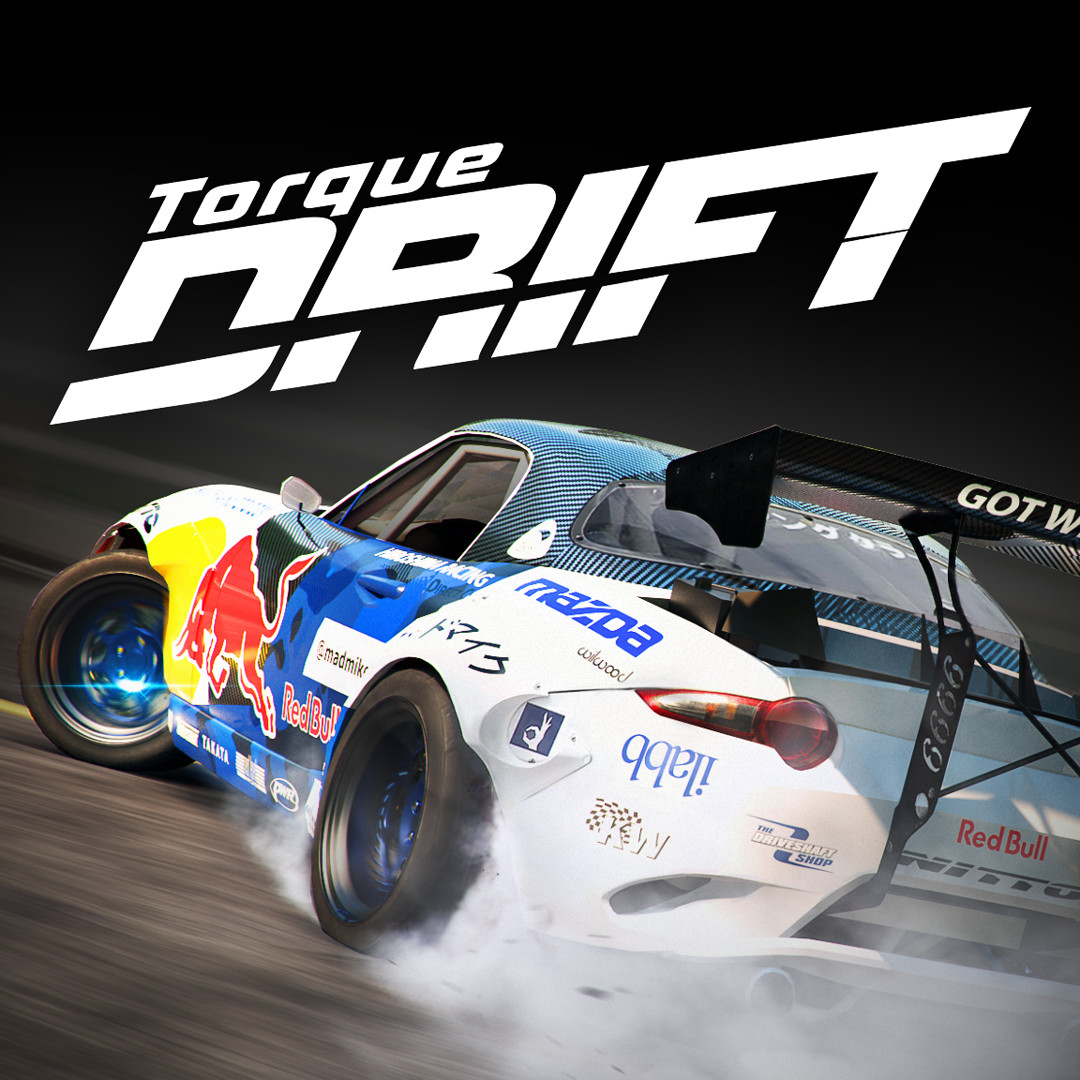 Mad Mike Torque Drift Icon.